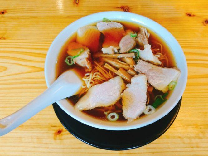 【志のぶ支店 二十人町店】仙台の名店で昼下がりのラーメン