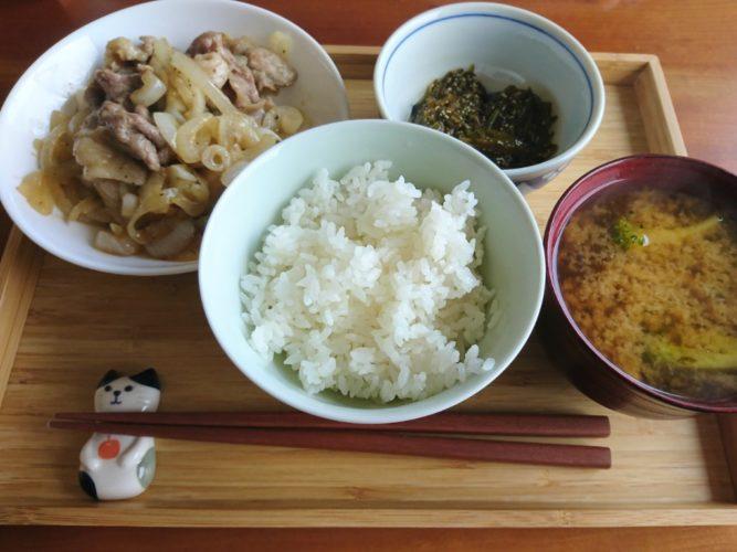 スタミナレシピ!豚肉のニンニク焼き