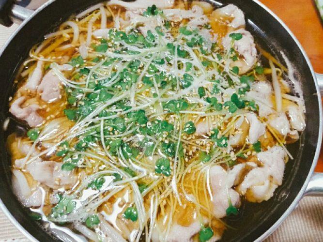舞茸のラクやせダイエットパワーMXフラクションを存分に吸収する舞茸鍋