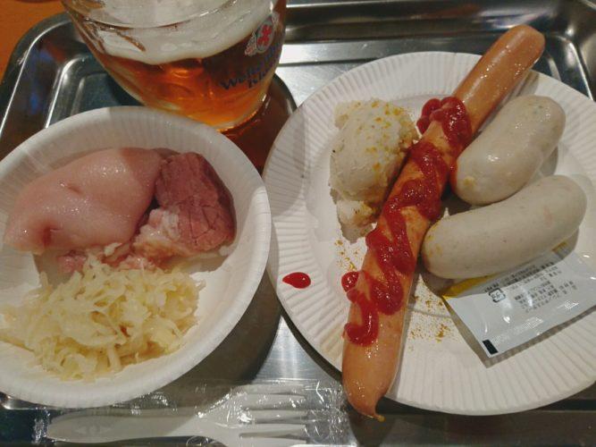 仙台オクトーバーフェストと国分町居酒屋なみなみで乾杯