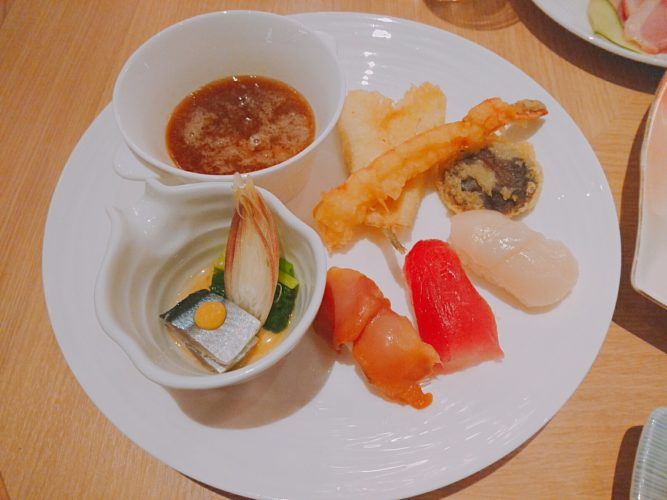 松島一の坊ビュッフェ