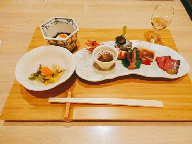 銀山温泉藤屋 夕食
