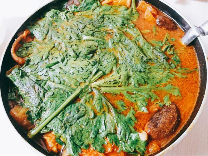 日本食研・コク深キムチ鍋の素はその名の通りコクがすごい