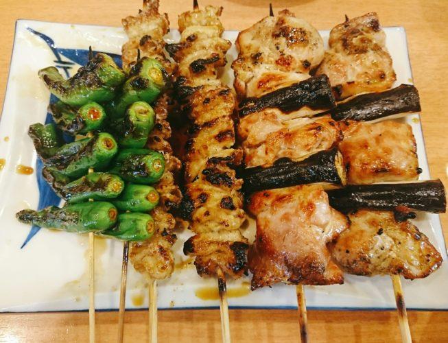 【鳥市】渋谷で食べるうまい焼鳥と刺身