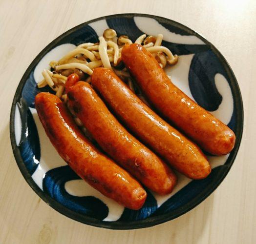 8月は辛口がうまい!チョリソーと謎の辛口豚丼