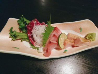 【猿蔵】吉祥寺の居酒屋で新潟の酒と佐渡の魚を堪能