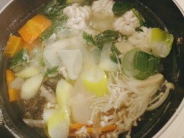 タラでも美味しく作れるシンプル簡単しょっつる鍋