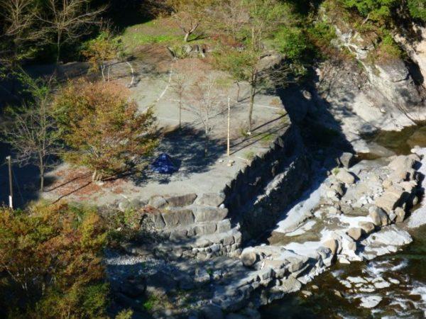 将門の滝 オートキャンプ場2