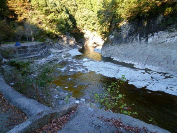 将門の滝 オートキャンプ場3