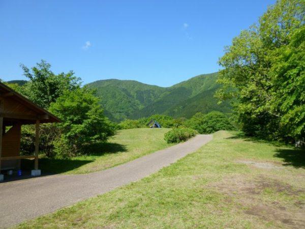 田貫湖キャンプ場4