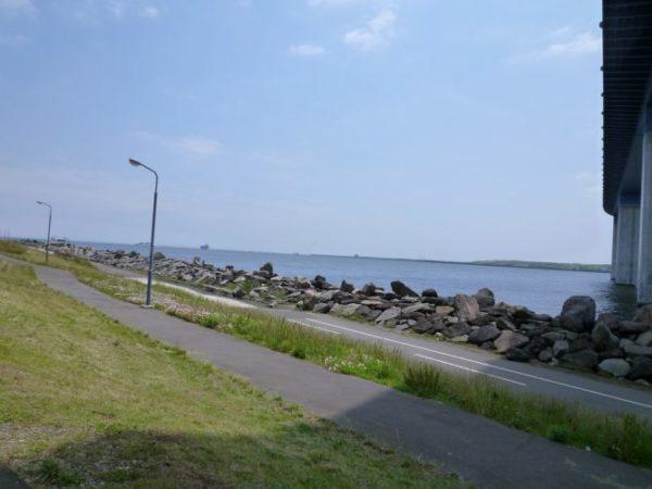 若洲海浜公園キャンプ場4