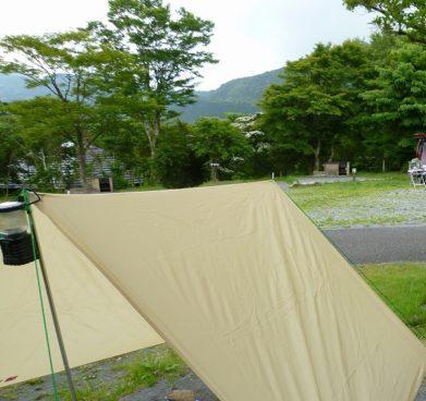 芦ノ湖キャンプ村レイクサイドヴィラ2