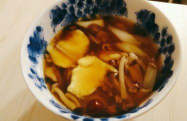 岩手県の郷土料理【ひっつみ】を天ぷら粉で簡単に作る方法