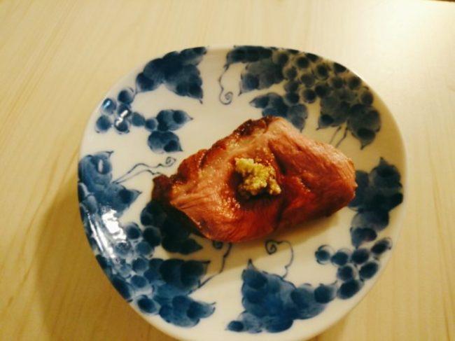 鴨つまみ食い