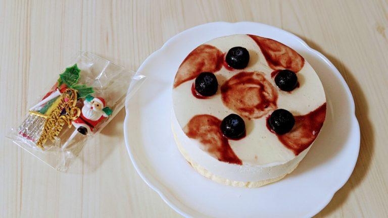 沢菊山ぶどうWチーズケーキ